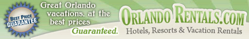 Orlando Rentals - Best Vacation Prices